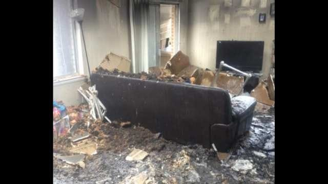 Community Rallies, Helps Tulsa Brothers After Apartment Fire