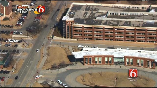 OSU Police: No Evidence Of Bomb Following Threat At Stillwater Campus