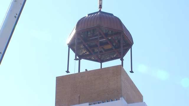 Osage Casino Skycam Network To Provide View Atop Jenks Bank