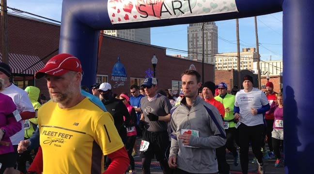 Tulsa Sweetheart Run Benefits Kids With Breathing Problems