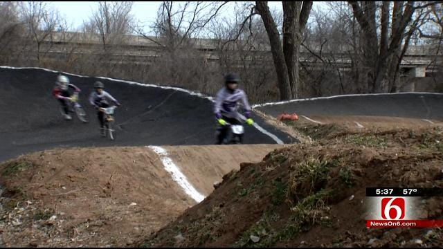 Donations Ensure Races Continue At Sand Springs BMX Track