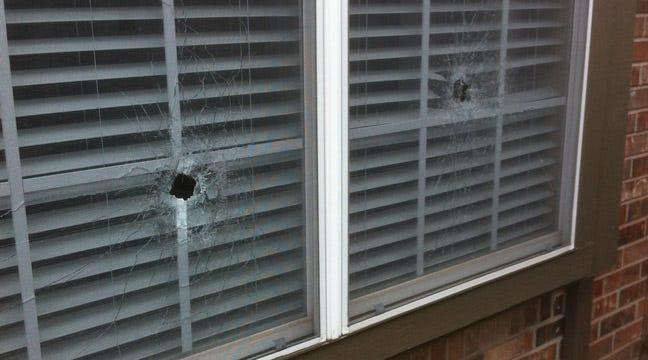 Shotgun Blasts Through Home Wake New Broken Arrow Residents