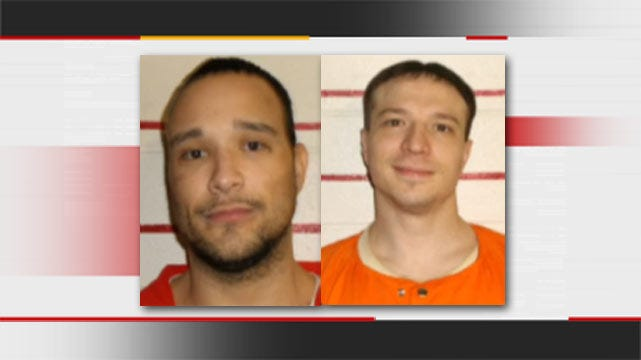 Authorities Search For Two Pushmataha County Jail Escapees