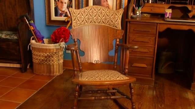 Three U.S. Presidents Make Mark In Oklahoma Rocking Chair