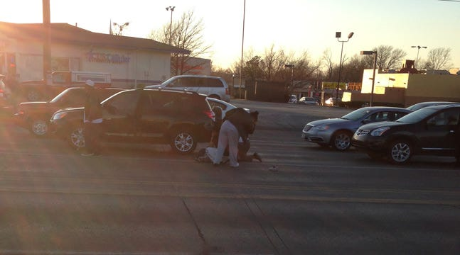 Two Tulsa Teens Injured After Being Hit By Car
