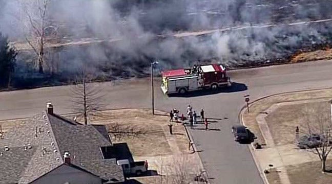 Children Could Face Charges For Broken Arrow Fire