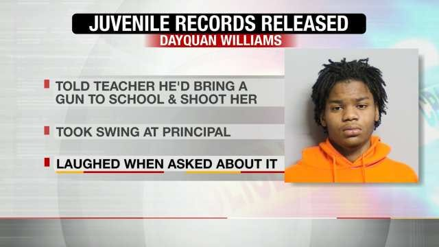 Juvenile Records Of Tulsa Sexual Assault Suspect Show Troubled Past