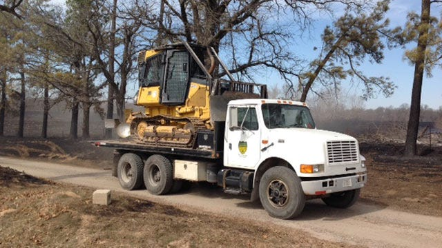 Oklahoma Counties Issue Burn Ban Notices