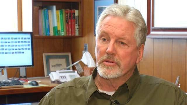 OSU Professor Says Best Way To Limit Fires Is With Fire