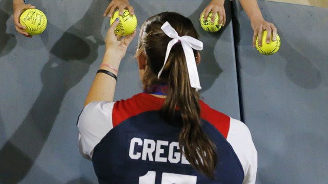 TU's Creger Named National Player Of The Week