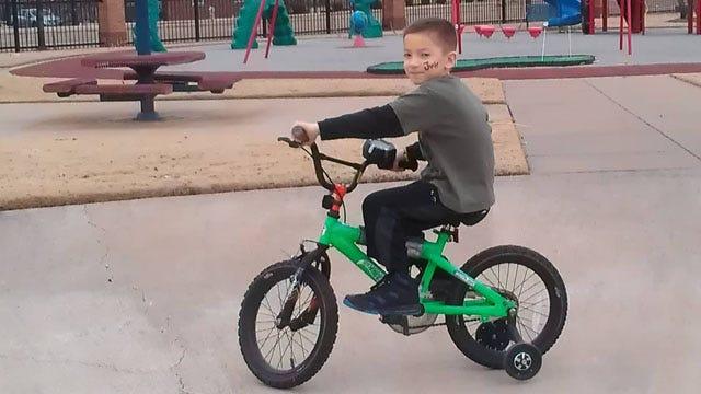 Green Country Boy Battling Leukemia Keeps Hope Alive On Birthday