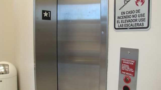 Pittsburg County Deputy Gets Stuck On Elevator With Nine Inmates