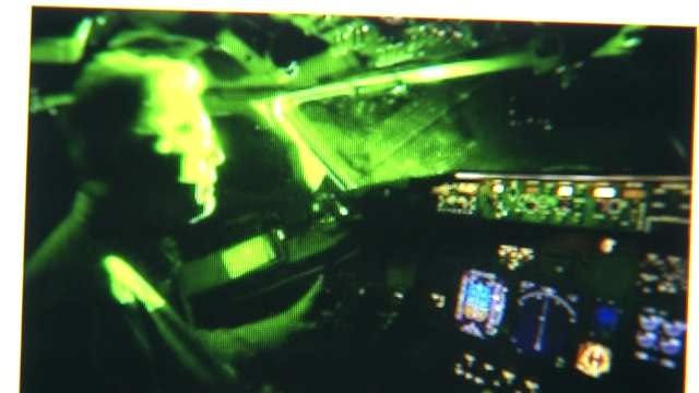 Pointing Lasers At Aircraft Carries Steep Consequences, Tulsa Man Learns