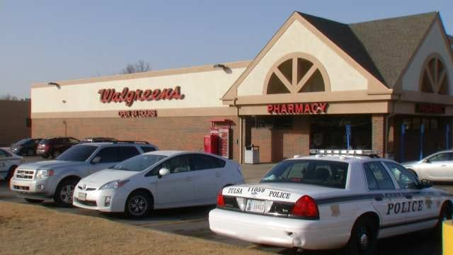 Woman Steals Drugs In Tulsa Walgreens Robbery