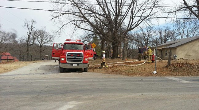 Multiple Fire Departments Respond To Wagoner County Grass Fire
