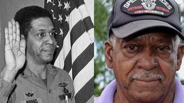 72-Year-Old Black Veteran To Receive Overdue Medal Of Honor