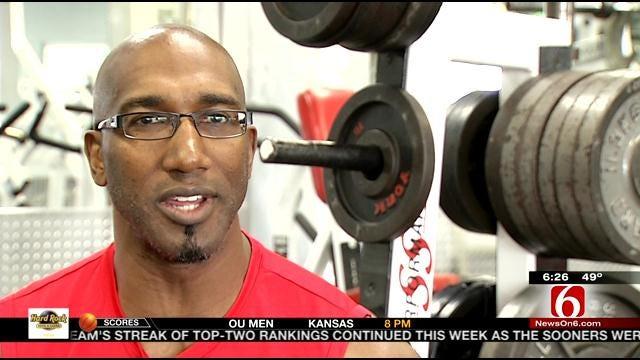 Bishop Kelley Grad & Pro Bodybuilder Inspiring Next Generation
