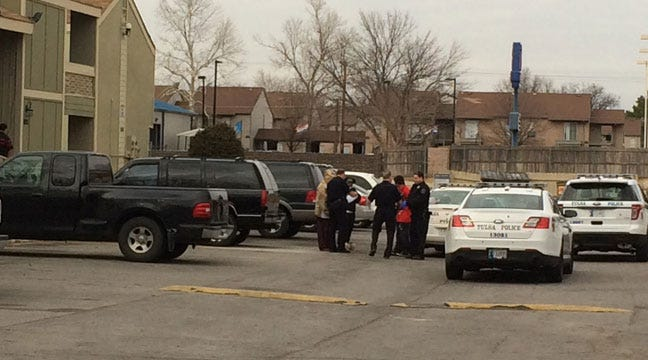 Tulsa Emergency Crews Respond To Stabbing, Juvenile In Custody