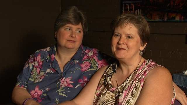 Group Argues Gay Marriage In Oklahoma Would Hurt Children