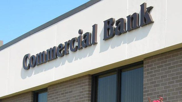 Commercial Bank To Acquire Three Bank Of America Branches In Kansas