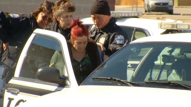 Police Arrest Tulsa Woman They Believe Responsible For Multiple Robberies