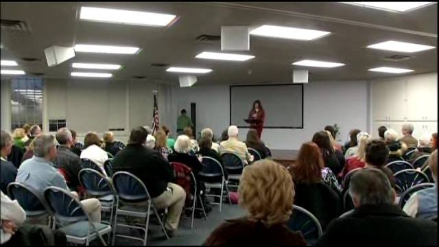 Christian Group Raises Awareness Of Human Trafficking In Tulsa