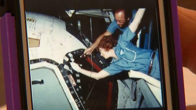 Former Space Shuttle Mechanic Competes For Mrs. Senior Oklahoma