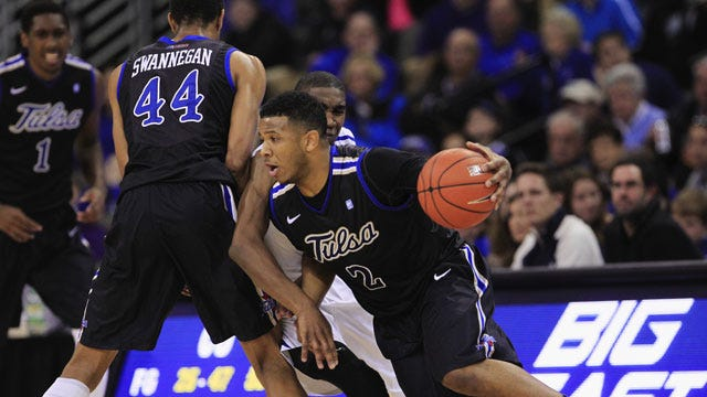 Streaking Tulsa Setting Up For Great Conference USA Finish