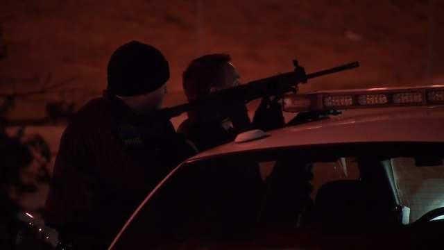 Catoosa Man Arrested After Standoff At Tulsa Hotel