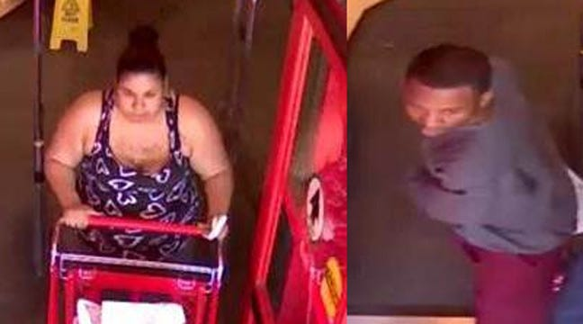 Man And Woman Sought For Passing Counterfeit Money In Tulsa