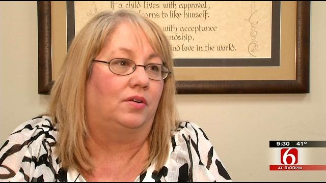 Oklahoma Non-Profit Giving Second Chance To Children In Need