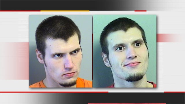 Jenks Man Arrested For Touching Young Girl In Jail Lobby