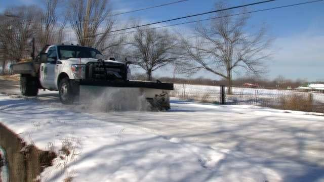 Muskogee Has Extra Manpower On Call For Winter Weather