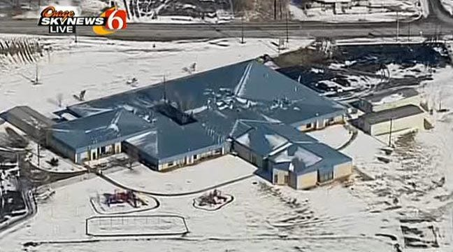 Osage SkyNews 6 Takes Tour Of Snow-Covered Green Country