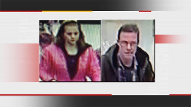 Police Need Help Finding Tulsa Couple Suspected Of Grand Larceny