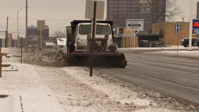 Bartlesville Citizens Concerned Snowy Streets Will Become Icy Streets