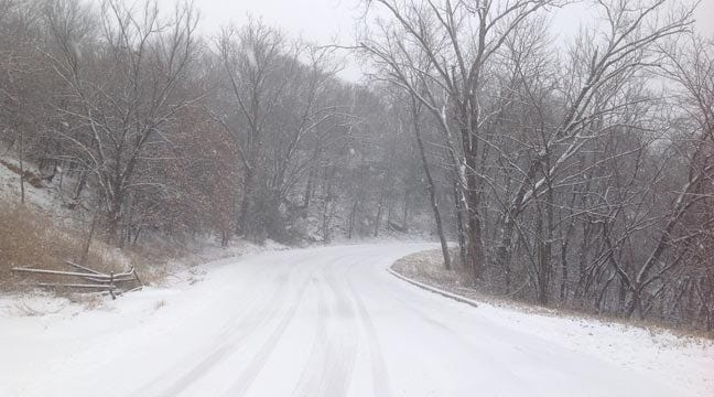 Bartlesville Officials Say They Were Ready For The Snow