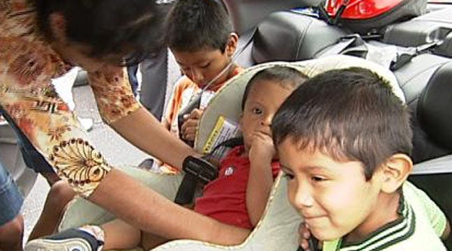 East Tulsa Police Division To Focus On Child Restraint Use