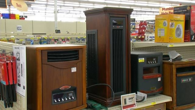 Heaters A Hot Item Many Tulsans Are Having Trouble Finding