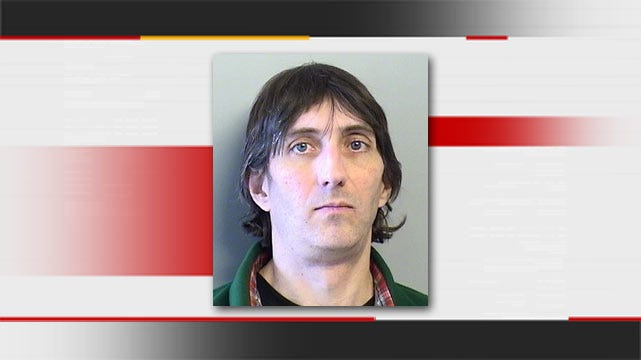 Tulsa Man Wanted On Child Pornography Charges Turns Himself In