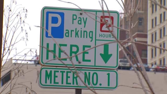 Amnesty Period Ends For Tulsa's Unpaid Parking Tickets