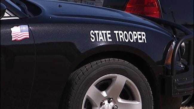Missouri Man Killed Changing Tire On Shoulder Of Will Rogers Turnpike