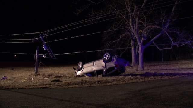 OHP Investigates Fatal Rogers County Crash