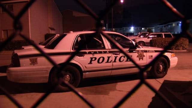 Police Investigate Shots Fired At South Tulsa Apartment Complex