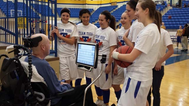 Basketball Game Raises Funds For Terminally-Ill Pryor Coach