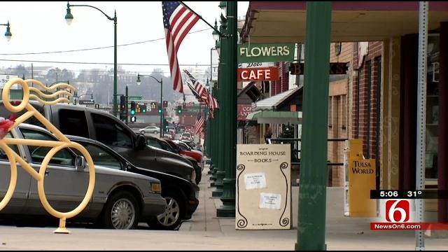 Claremore Voters Set To Decide Extension Of 1 Percent Sales Tax