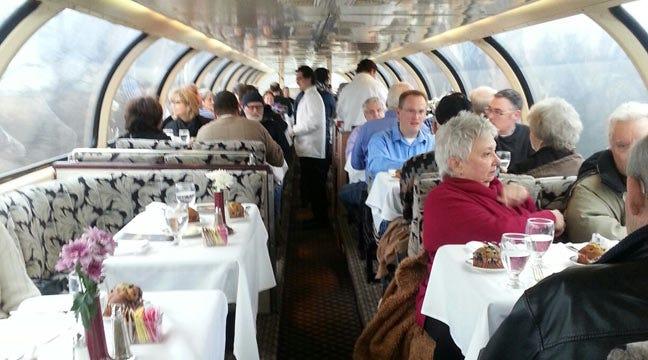 All Aboard As Eastern Flyer Passenger Train Service Begins