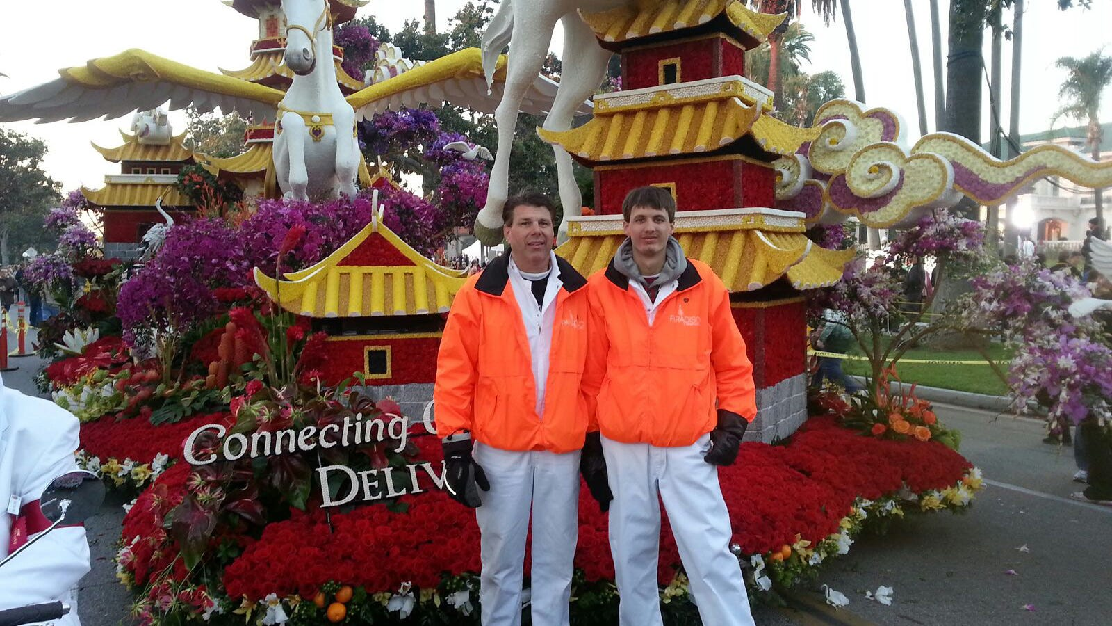 Oklahomans Selected To Drive Float In Rose Parade