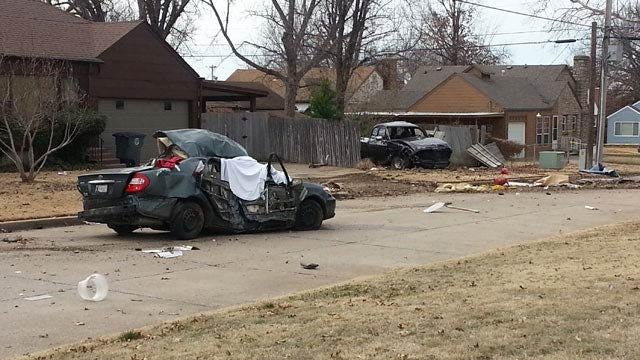Tulsa Police Identify Driver Killed In Ninth And Richmond Crash