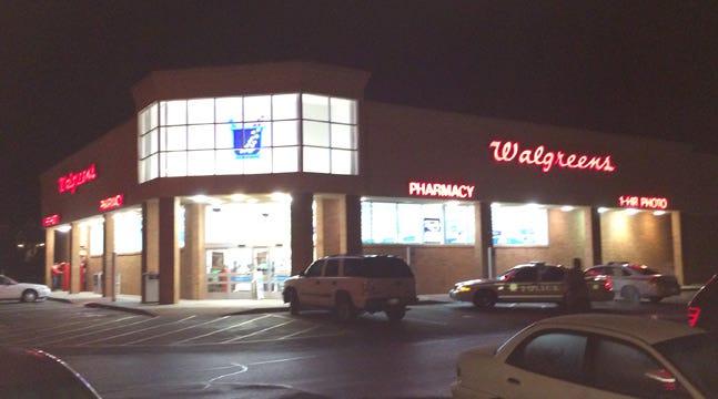 Armed Robbery At Tulsa Walgreens